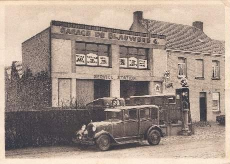 Cartes postales 11 for Garage renault bruxelles